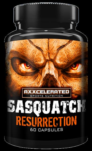 Купить Axxcelerated Sport Nutrition Sasquatch Resurrection