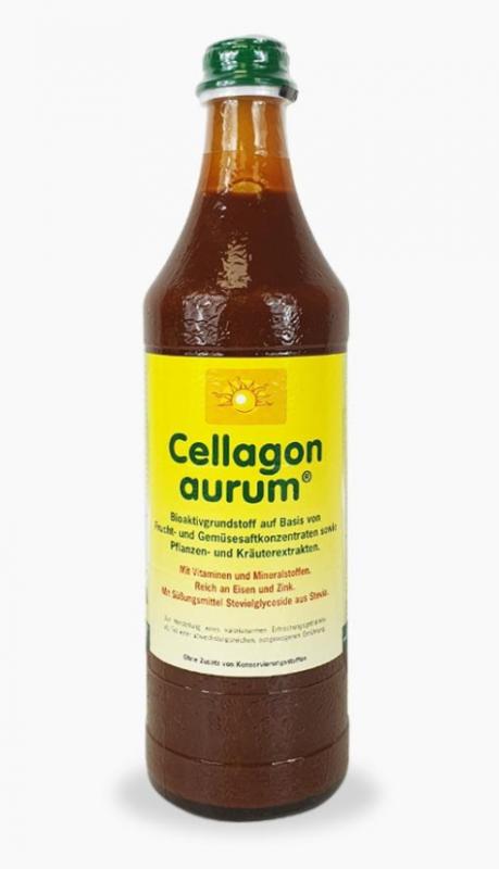 Cellagon aurum (Селлагон аурум) - витамины для общего оздоровления