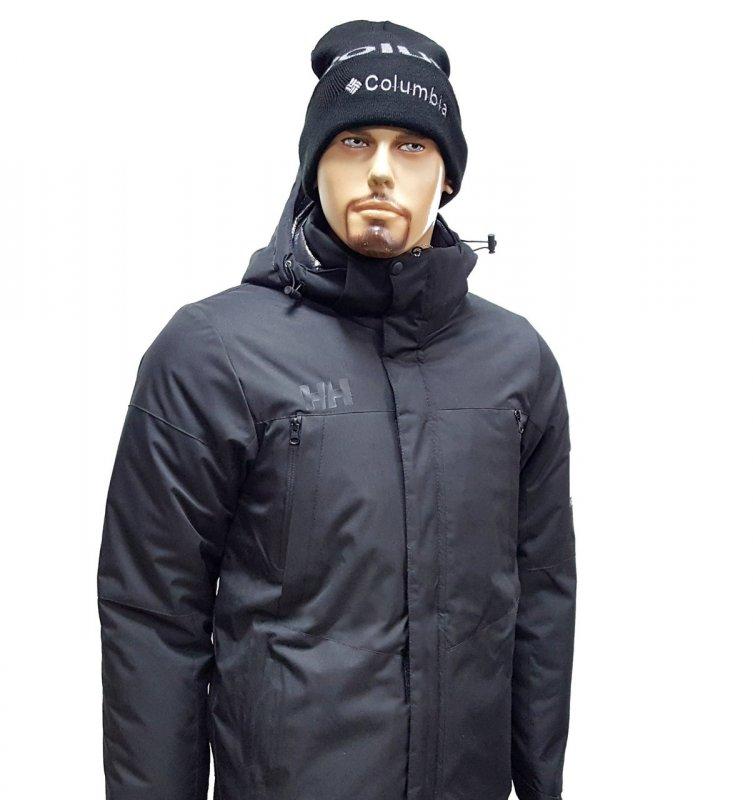 Купить Мужская зимняя удлиненная куртка Helly Hansen