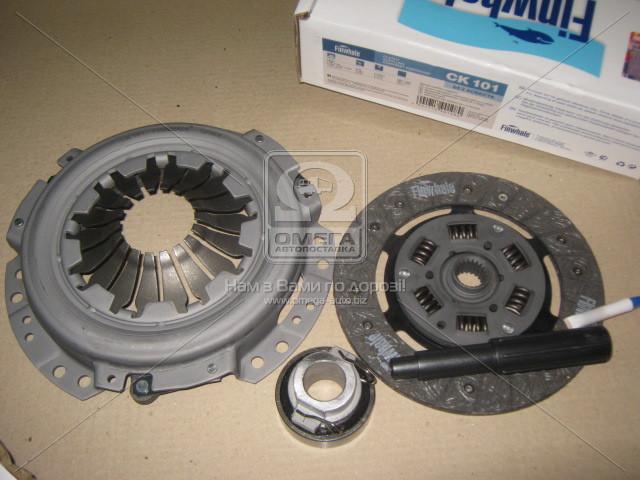 Купить Сцепление ВАЗ 2101-2107 (диск нажим.+вед.+подш.) (пр-во FINWHALE)
