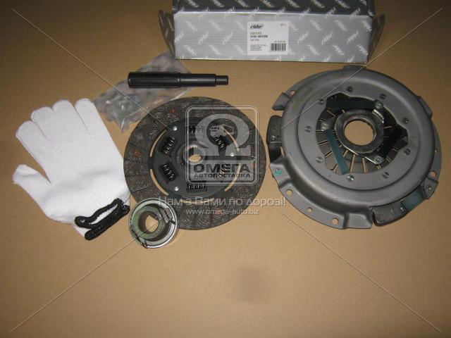Купить Сцепление ВАЗ 2106 (диск нажим.+вед.+подш.) (RIDER)