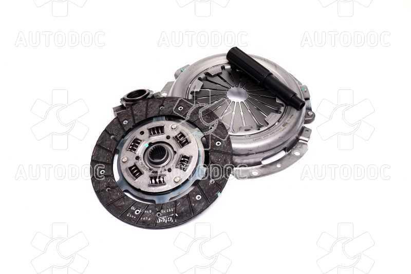 Купить Сцепление ВАЗ 2110-2112 ВАЗ KALINA I1117-1118-1119 (диск нажим.+вед.+подш) 95- (Пр-во VALEO)
