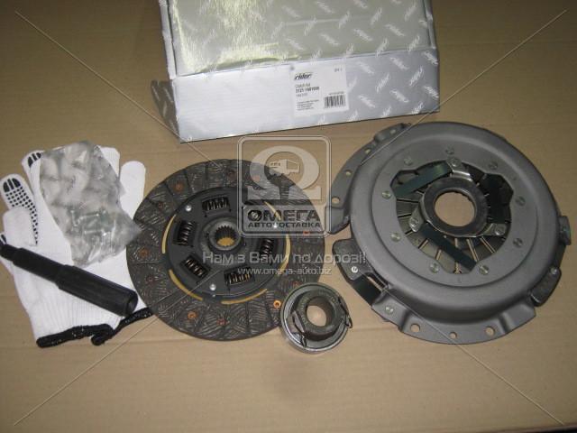 Купить Сцепление ВАЗ 2121 (диск нажим.+вед.+подш.) (RIDER)