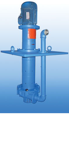 Buy SEMISUBMERSIBLE VERTICAL ELECTRIC PUMP UNITS of the AHI and GHI SERIES