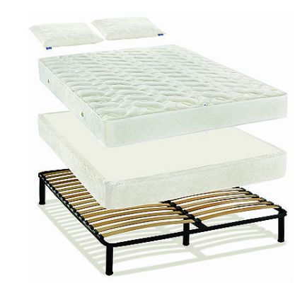 Buy Double beds with a mattress