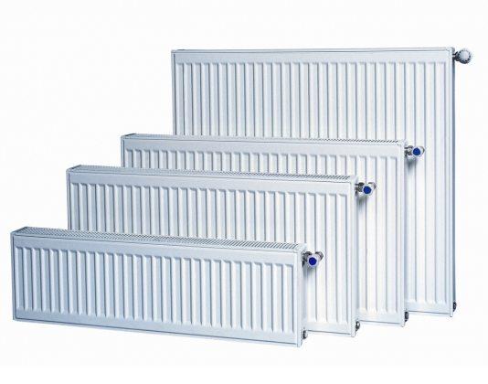 Радиатор стальной Warme Kraft 11 500x400.Размер радиатора 500x400 мм.