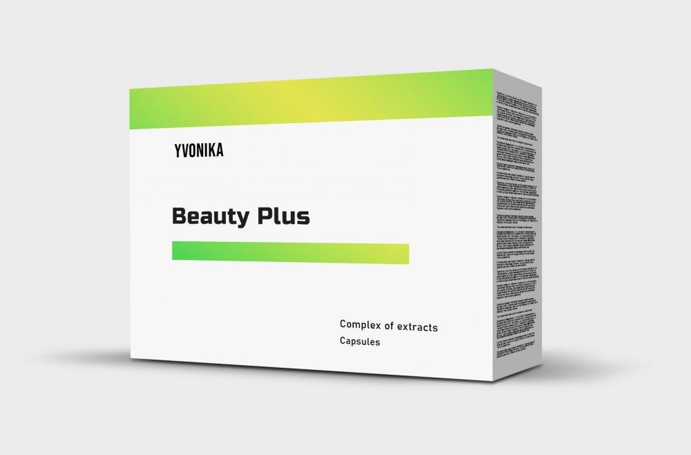 Beauty Plus (Бьюти Плас) - капсулы для омоложения кожи