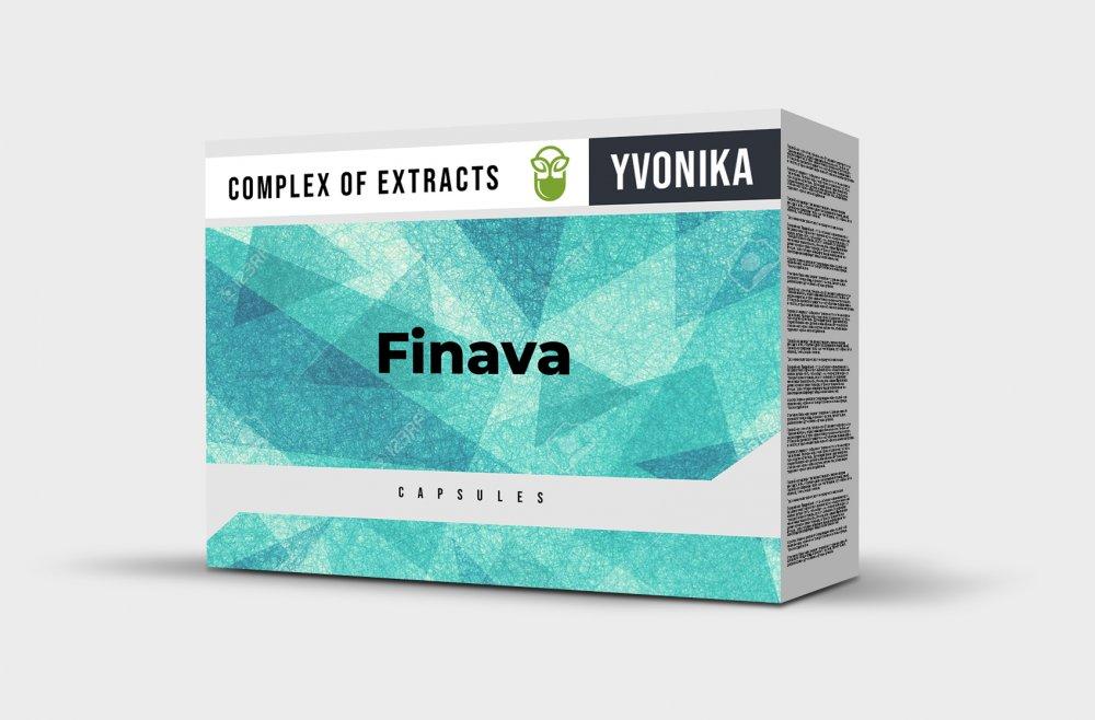 Finava (Финава) - капсулы для омоложения лица