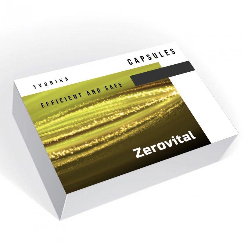 Zerovital (Zerovital) - kapselit näön parantamiseksi