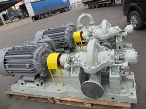 Электронасосный нефтяной агрегат 4Н5х2
