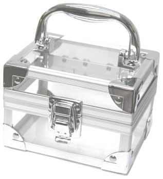 Купить Прозрачный акриловый мини-кейс для косметики