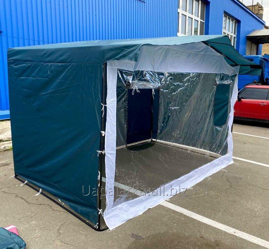 Защитная прозрачная передняя стенка для торговой палатки защитный экран