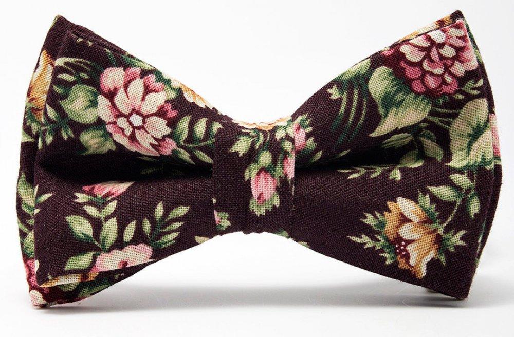 Купить Бабочка Винтажные цветы оригинальный подарок папе на день отца