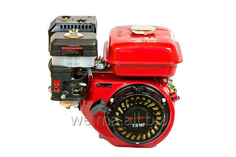 Двигатели Weima ВТ170F-S(шпонка,вал 20мм) (бесплатная доставка)