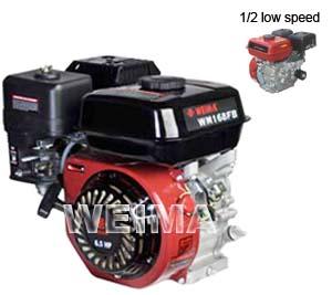 Бензиновый двигатель Weima Вейма ВТ170F-T/20 для мотоблока шлиц,вал 20 мм (бесплатная доставка)