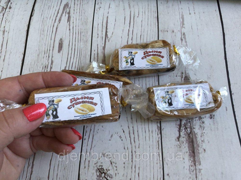 Купить Дыня вяленая 50-60 гр. в виде конфет