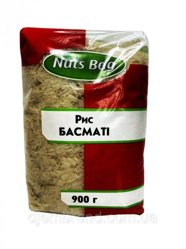 Купить Рис Басмати Nut Bags 900 гр.