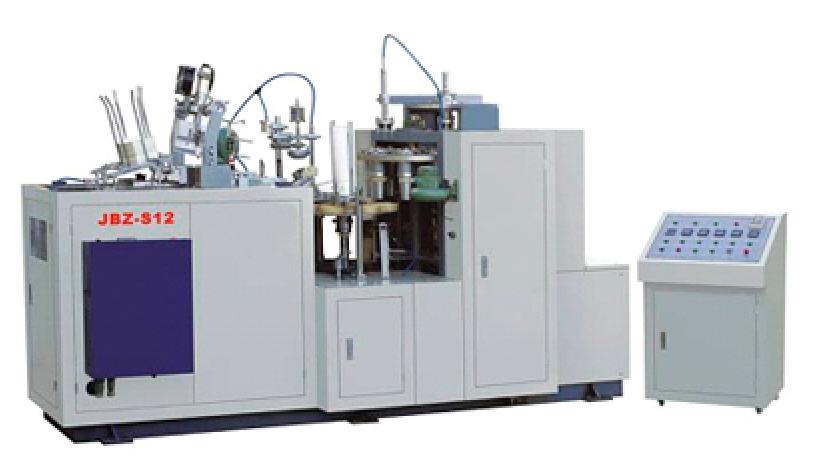 Машины для производства готовых бумажных стаканчиков Victoria JBZ-S