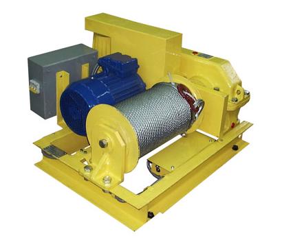 Лебедка электрическая ЛЭЦ–2,0–50