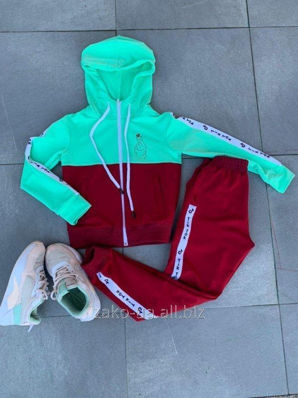 Купить Детский Спортивный костюм ZaKo Tik Tok 152