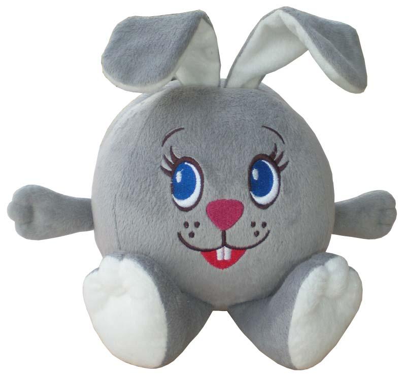 Как сшить мягкую игрушку зайчика своими руками видео