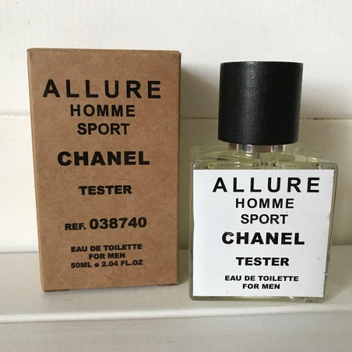 Купить Allure Homme Sport 50 мл тестер для мужчин