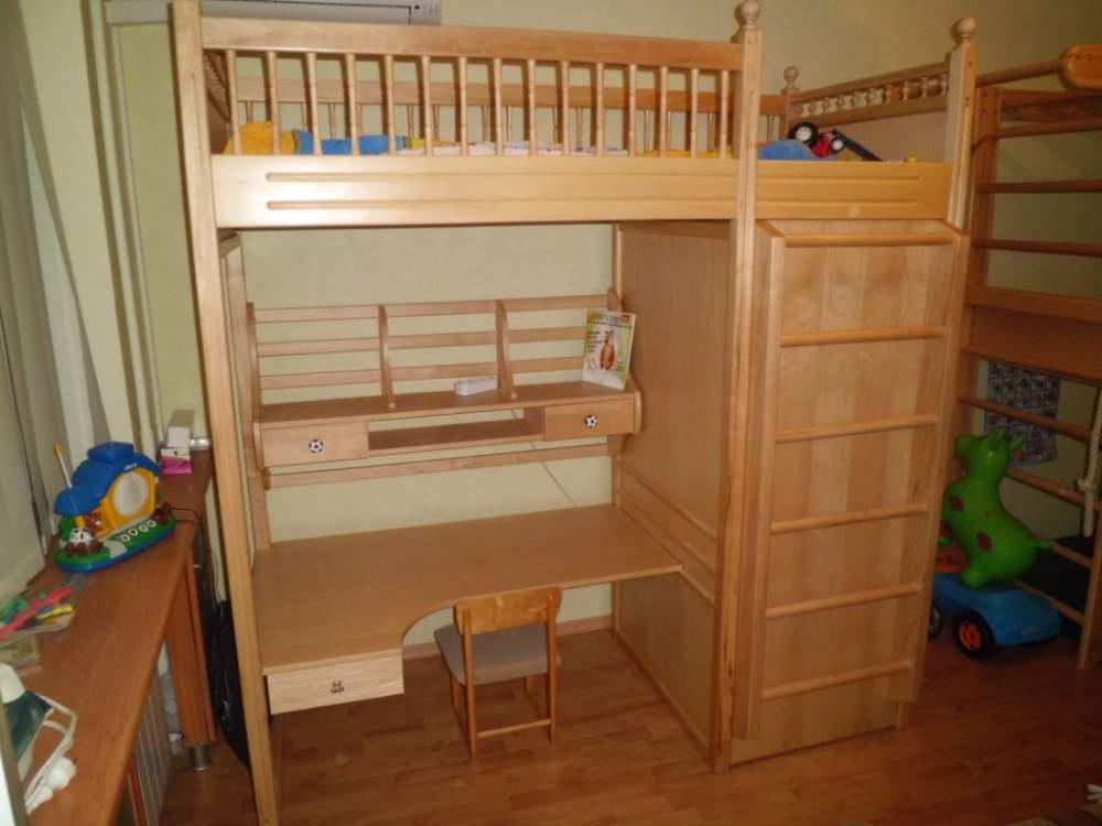 2-х ярусную детскую кровать симферополь