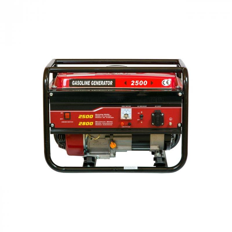 Купить Генератор бензиновый WEIMA WM2500 (2,5 кВт, 1 фаза, ручной старт)