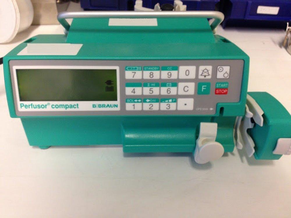 инфузомат перфузор инструкция по применению - фото 6