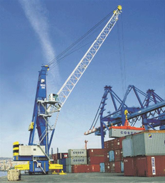 Buy Mobile port cranes (MHC)