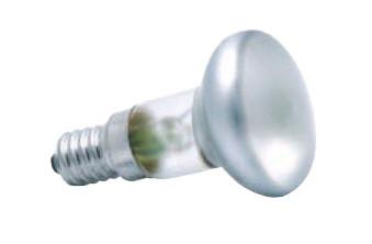Лампа накаливания рефлекторная ДЗК 230-30 Вт Е14 (R39)