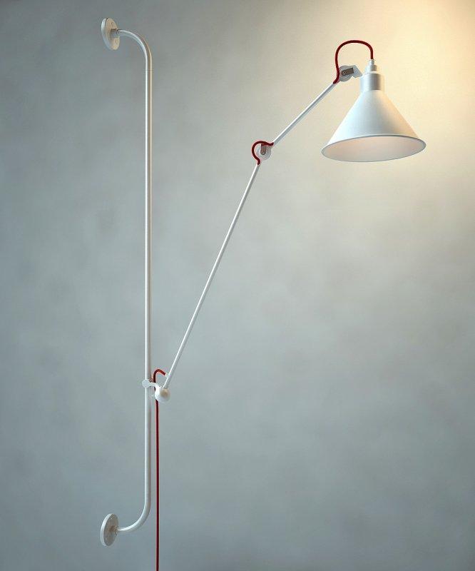 Настенный светильник ILLUMINATI Rotto MB12018002-1F White