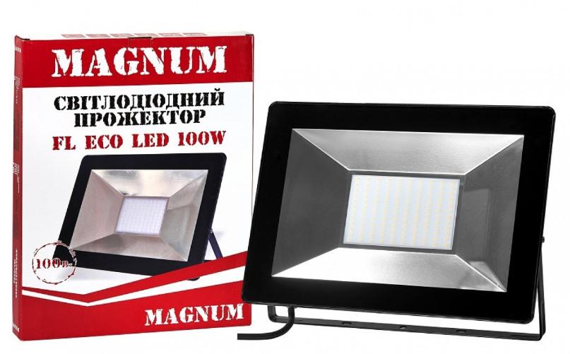 Прожектор светодиодный Magnum FL ECO LED 100Вт 6500К IP65 (90008795)