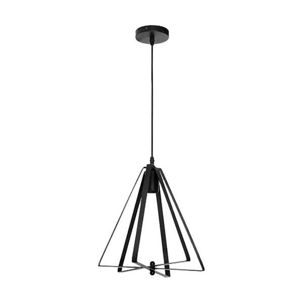 Светильник подвесной Horoz Electric MAXWELLE27 черный