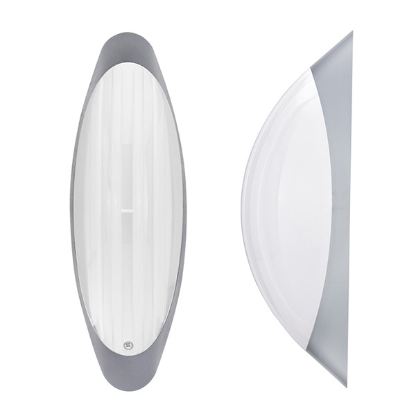 Светильник потолочный ERKA 1205 LED-SB 12W 4200 К матовый/серебро