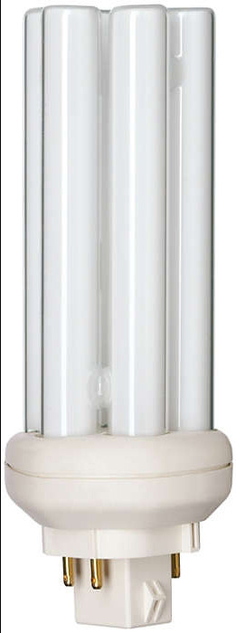 Лампа энергосберегающая Philips PL-T 26W/830/4P GX24-q3