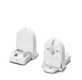 Лампостартеродержатель 100583 G13 винт/защ/верт