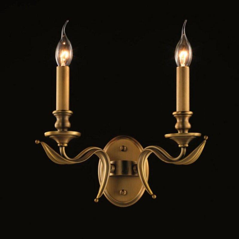 Настенный светильник ILLUMINATI GENEVA MB14027301-2A