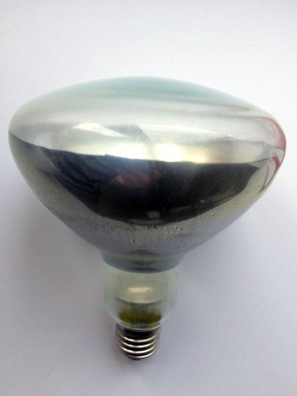 Лампа накаливания рефлекторная Лисма ЗК 220-230-150-1