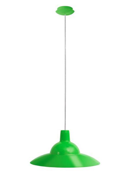 Светильник потолочный ERKA 1305 салатовый