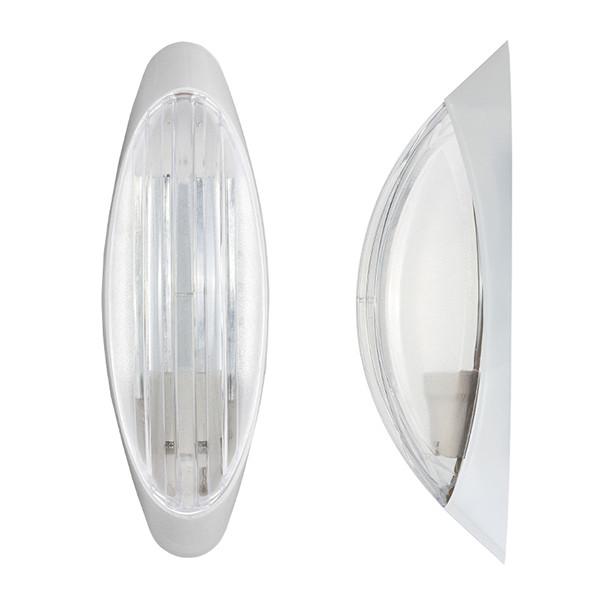 Светильник потолочный ERKA 1205 LED-P 12W 4200 К прозрачный/прозрачный