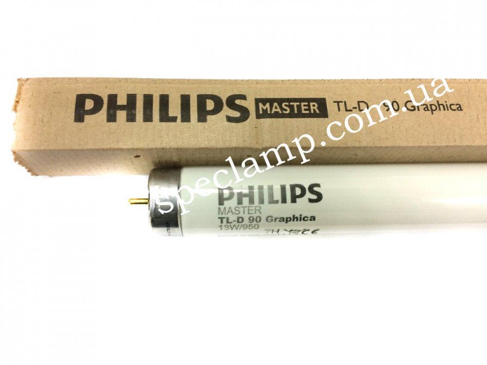 Лампа люминесцентная MASTER TL-D 90 Graphica 18W/950 G13 Philips