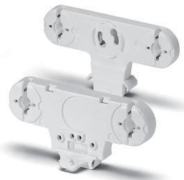 Лампостартеродержатель 100484.01 2хG13 защ/верт (902/E)