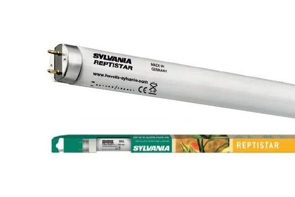 Лампа для террариумов Sylvania F 18W/Reptistar G13