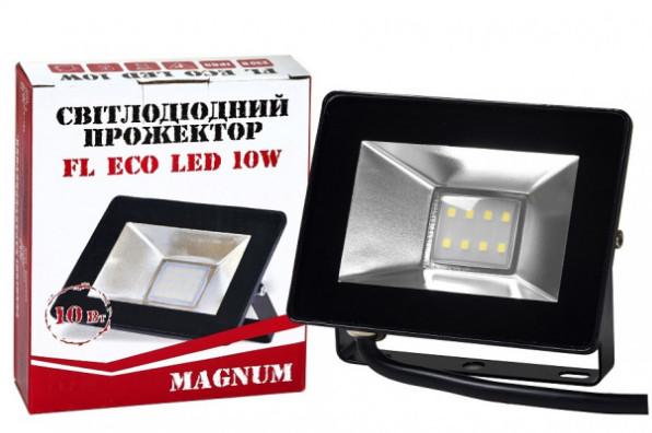 Прожектор светодиодный Magnum FL ECO LED 10Вт 700Lm 6500К IP65