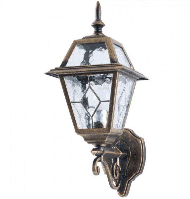 Настенный уличный светильник Ultralight QMT 1367-A Faro I