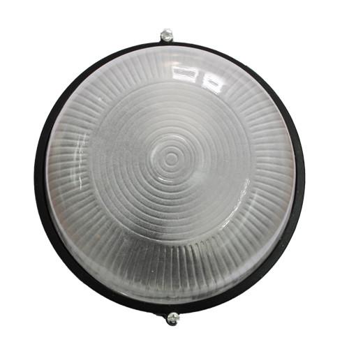 Светильник настенный MIF 010 100W E27 черный IP65