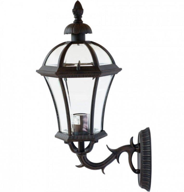 Настенный уличный светильник Ultralight QMT 1501L Real II