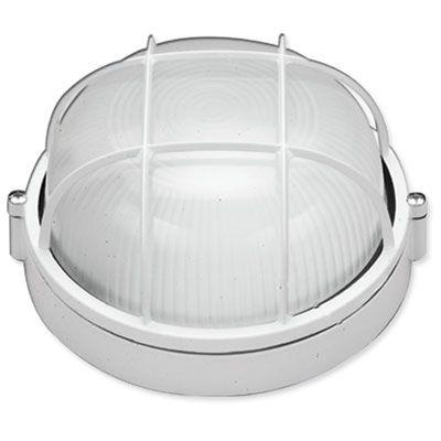 Светильник настенный MIF 012 100W E27 белый IP65