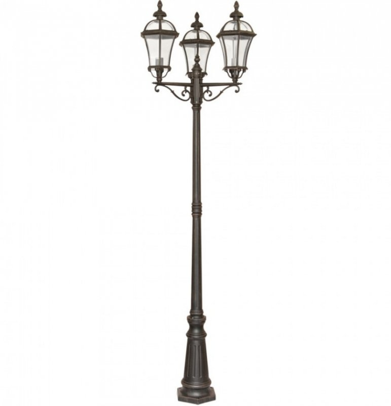 Фонарный столб Ultralight QMT 31501LЕ Real II